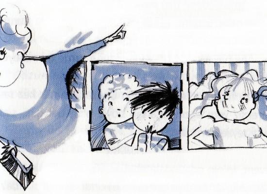 Hayali bir arkadaş ile anlaşılmak isteyen bir çocuğun öyküsü