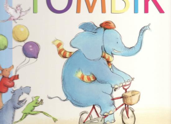 Bisiklete Binmeyi Öğrenen Mavi Fil Tombik