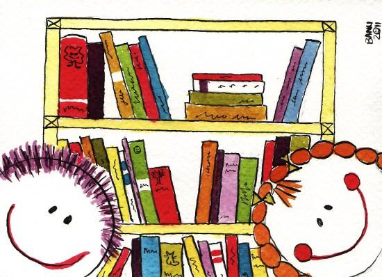 Dolap'taki Kitaplar