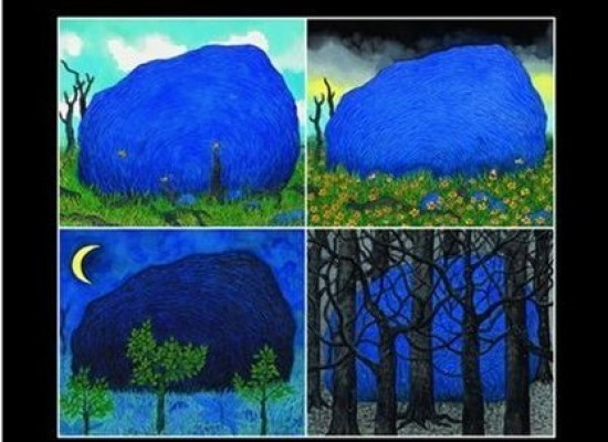 Mavi Taş