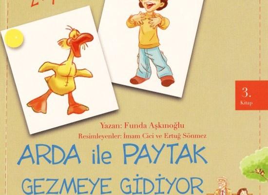 Bir çocuk, bir ördek: Arda ile Paytak