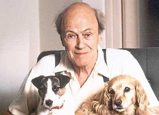 Seni seviyorum Roald Dahl!