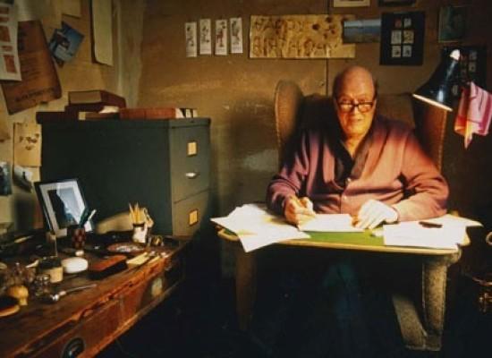 Roald Dahl beyazperdede