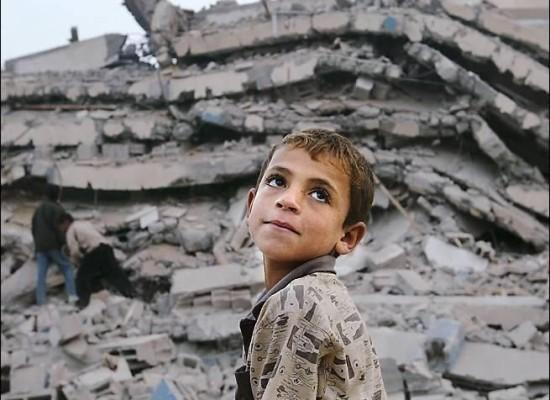 Depremden Etkilenen Çocuklar