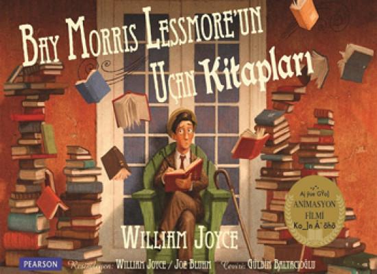 Bay Morris Lessmore'un Uçan Kitapları