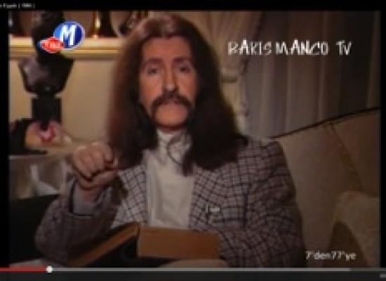 Barış Manço bütün çekmeceler için söylüyor: Arkadaşım Eşek