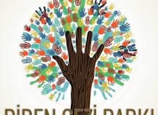 Çocuklara ağaçları öğretelim dünya değişsin #direngezi