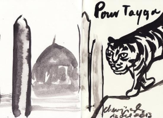 Le Prince Tigre / Kaplan Prens