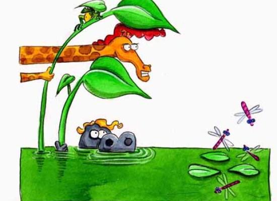 Berta ve Girolamo ile Doğa Gezginleri