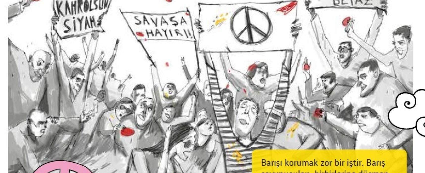 Barış, hemen şimdi!
