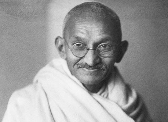 Gandi'nin Gözlükleri ve Dört Kozalak