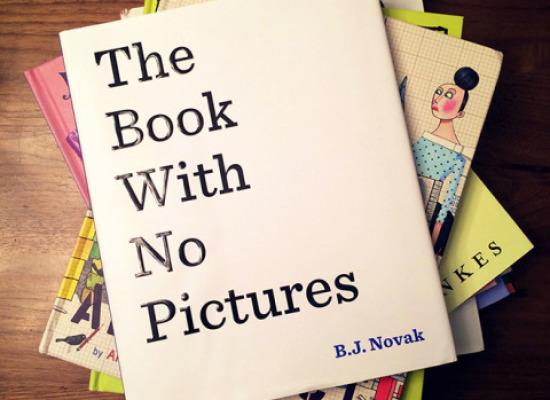 Resimleri Olmayan Kitap