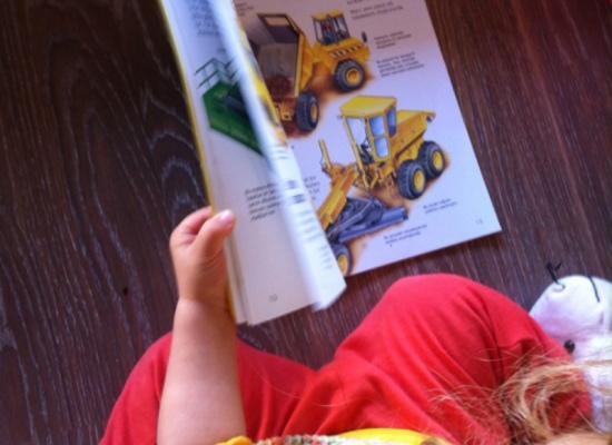 Çocuğun ilgisine göre kitap seçme