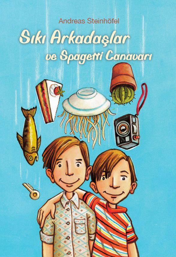 siki Arkadaslar ve Spagetti Canavari