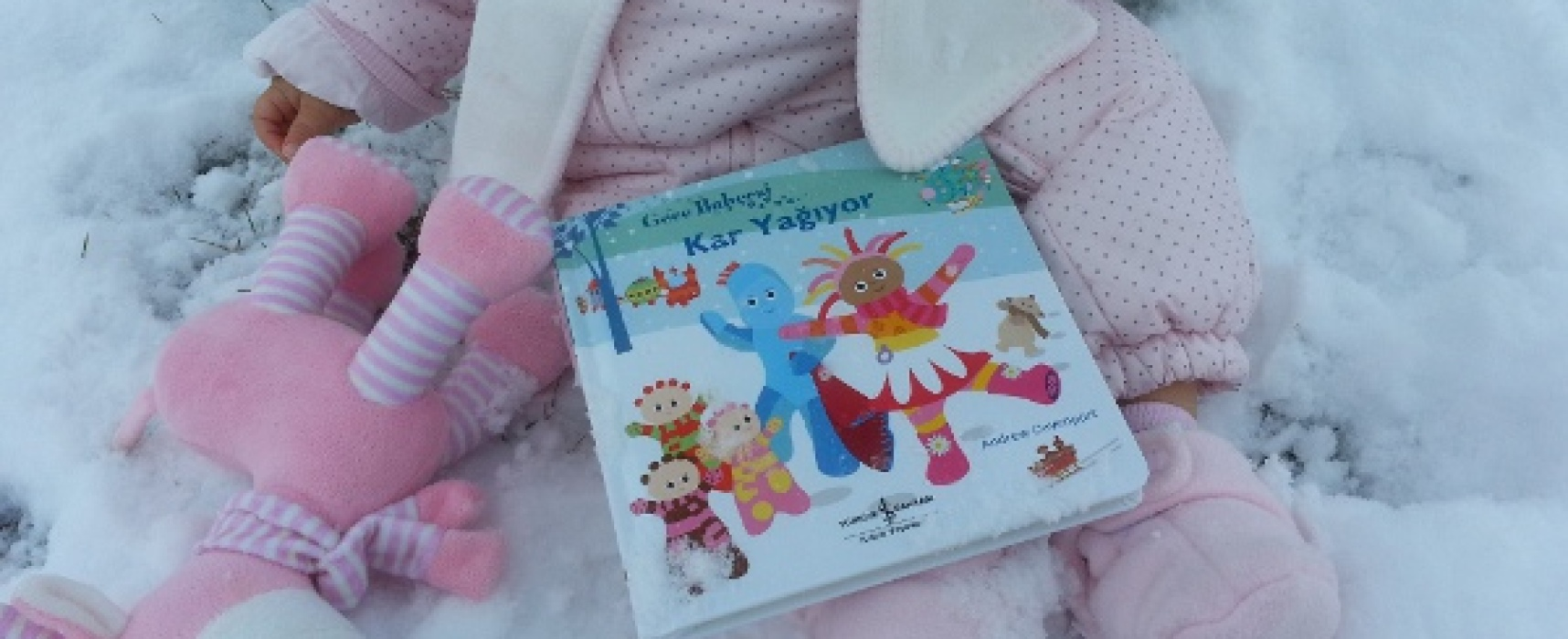 Bebeğe kitap okumak: Sınırları olmayan bir eğlence