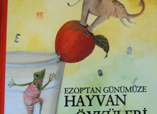 Ezop'tan Günümüze Hayvan Öyküleri