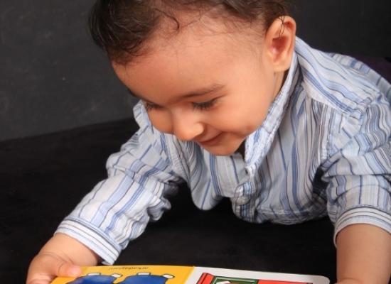 5 aydan 5,5 yaşa oğlumun kitap serüveni