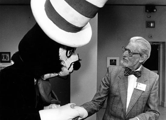 Dr. Seuss'a methiye