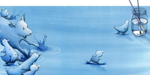 mavi tavuk 4