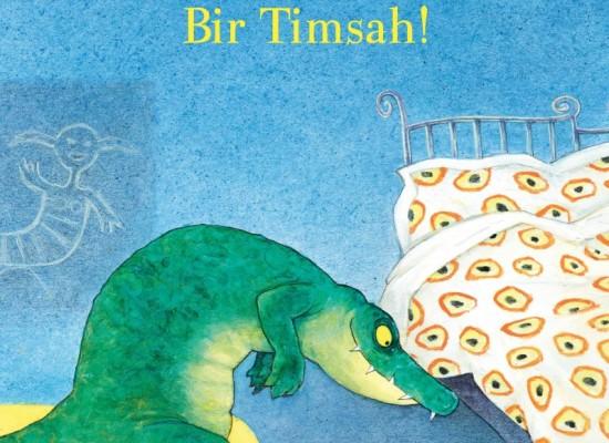 Bir yanda kayıp bir fil, diğer yanda yatağın altına saklanmış bir timsah