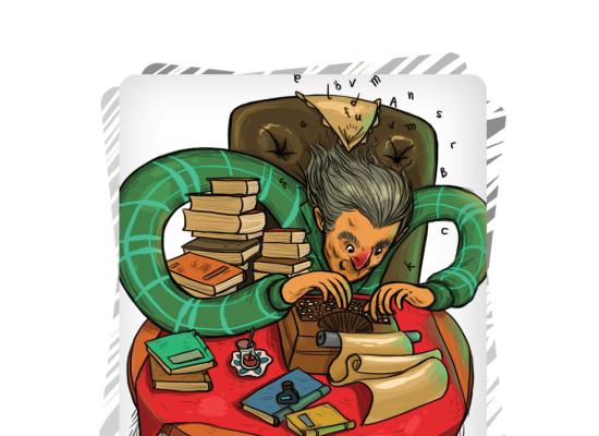 Matbaacılık Oyuncağı ve Genç Sherlock Holmes