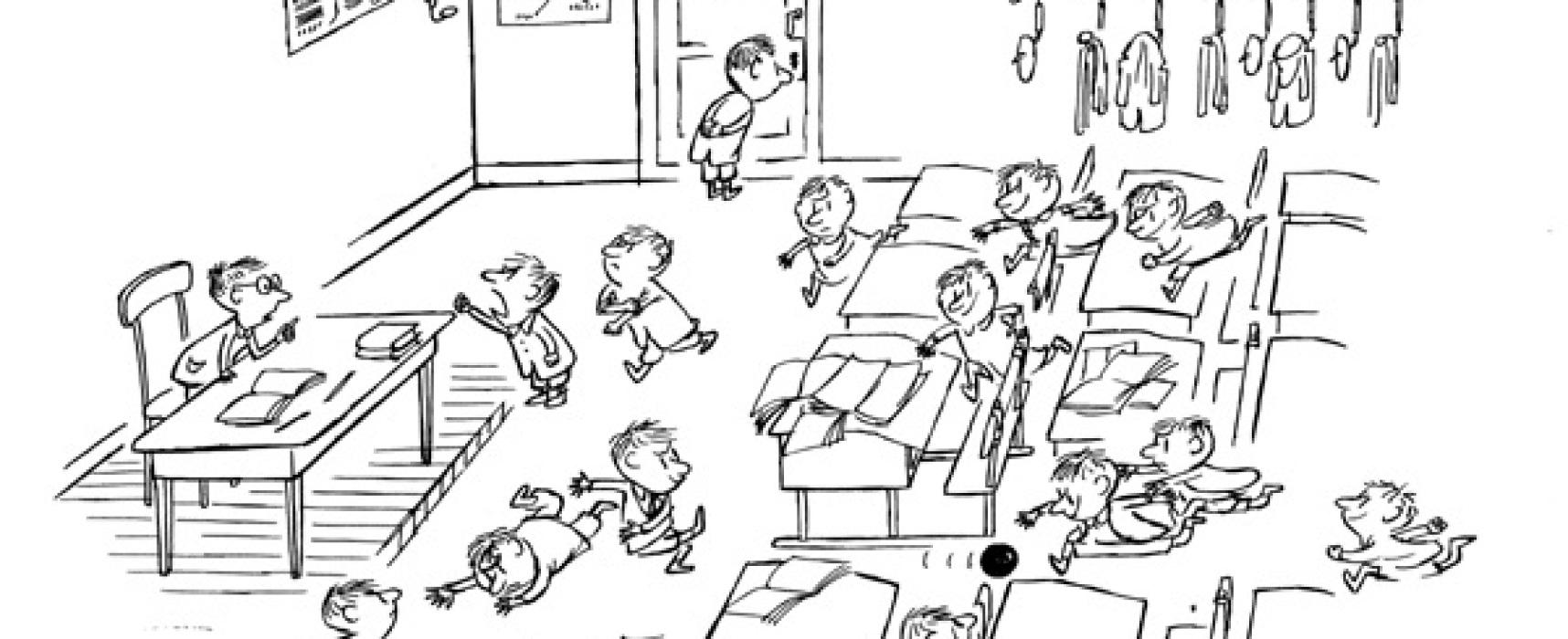 Çocuklar okul hayatını panayıra çevirsin