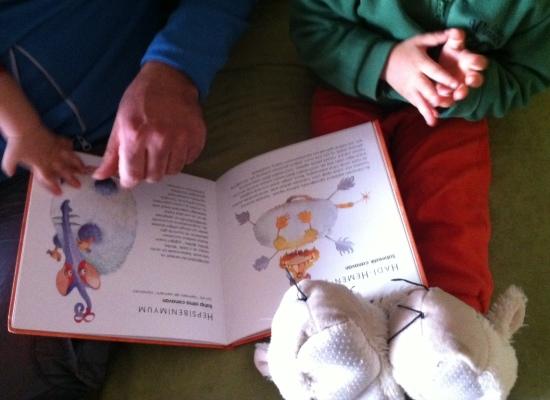 Çocuğuma kitap okurken ne öğrendim?