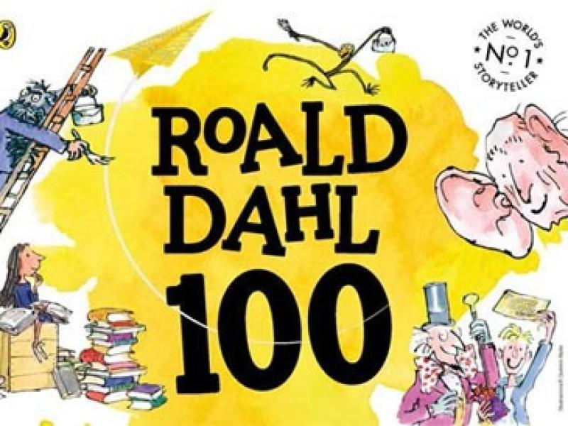 Roald Dahl 100 yaşında