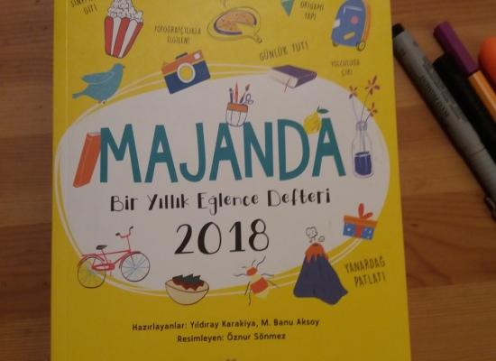 Biz yaptık: MAJANDA 2018