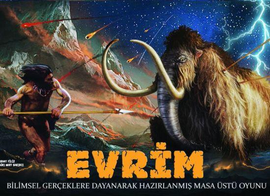 Evrim: Bilimsel Gerçeklere Dayalı Bir Masa Üstü Oyunu